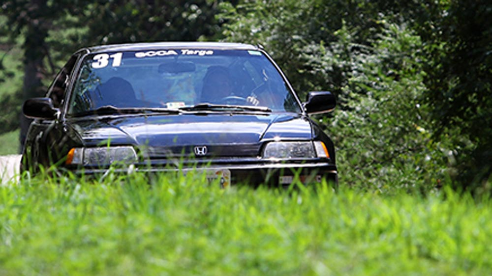 Atlanta Region SCCA | Programs | RoadRally